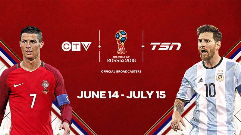 World Cup, Bell Media Announces World Cup Coverage Sponsor, News on News