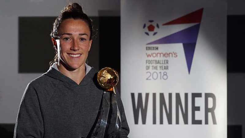Lucy Bronze, Lucy Bronze Wins BBC's Women's Footballer of the Year, News on News, News on News