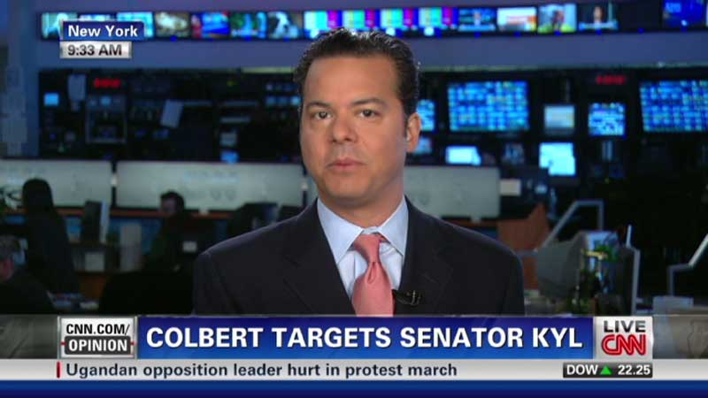 CNN Hires John Avlon as Senior Political Analyst