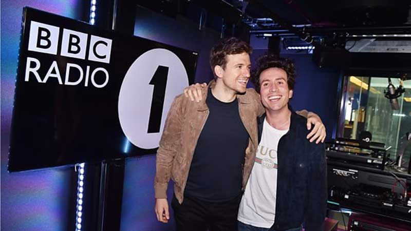 BBC Radio 1, BBC Radio 1 Presenters Swap Shows, News on News, News on News