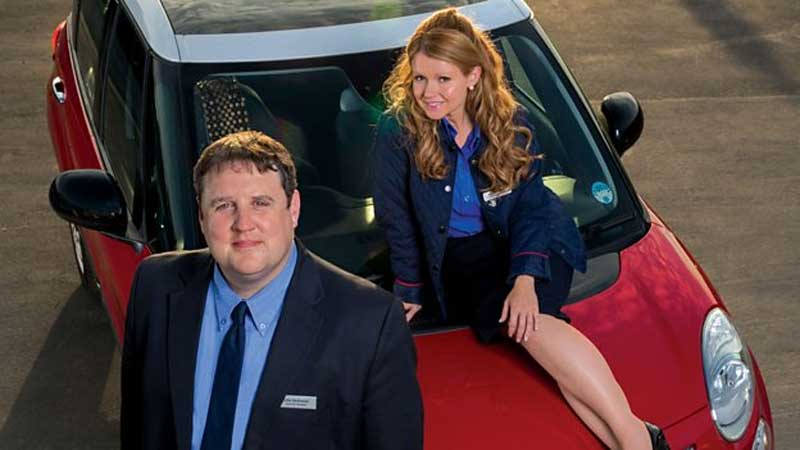 Q&A: Peter Kay's Car Share