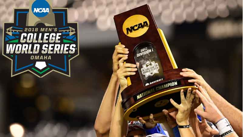 College World Series, ESPN to Broadcast Every Game of the College World Series