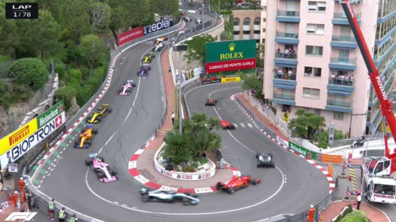 ESPN Monaco, ESPN Salutes the Monaco Grand Prix, News on News, News on News