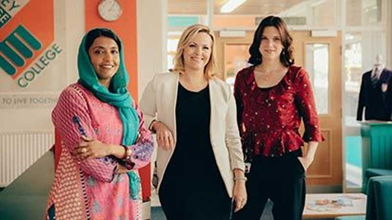 Q&A: Adil Ray Talks Ackley Bridge Season 2