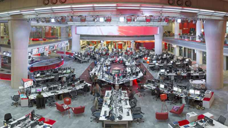 BBC News, BBC News Extends Reach in Afghanistan, News on News, News on News
