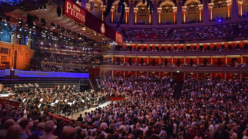 BBC Proms Coverage Outsourced to Private Companies