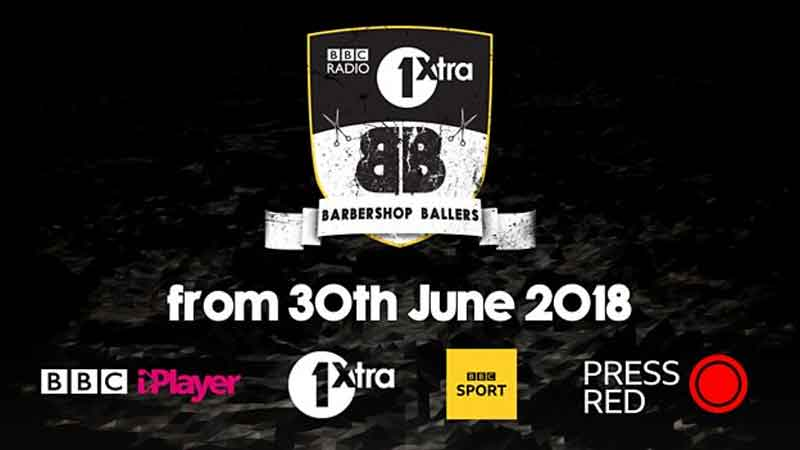 Barbershop Ballers, BBC 1Xtra and BBC Sport present Barbershop Ballers, News on News, News on News