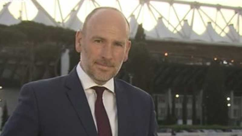 Dan Roan to Lead BBC News World Cup Coverage