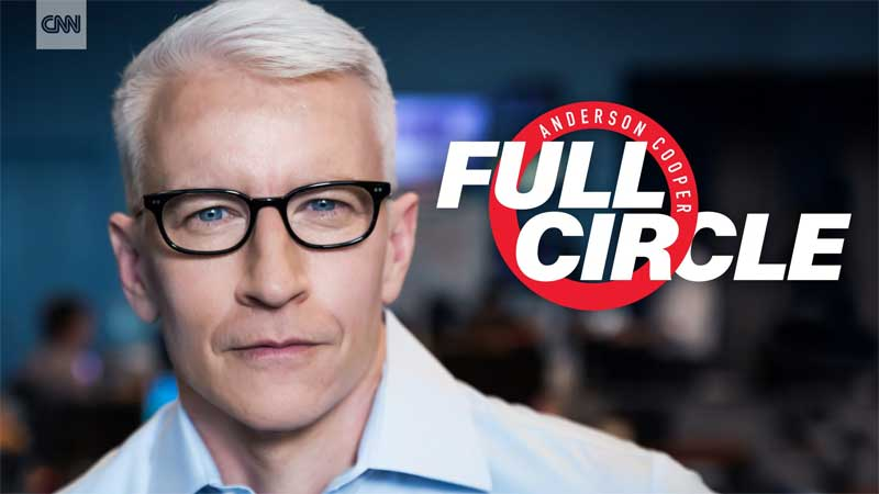 Anderson Cooper, Anderson Cooper to Host Facebook Watch Live Update, News on News, News on News