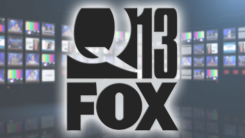 KCPQ, KCPQ Q13 News Most Watched in Seattle for May, News on News, News on News