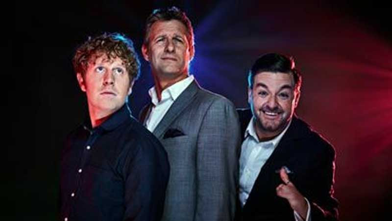 The Last Leg Returns for 14th Series on Channel 4
