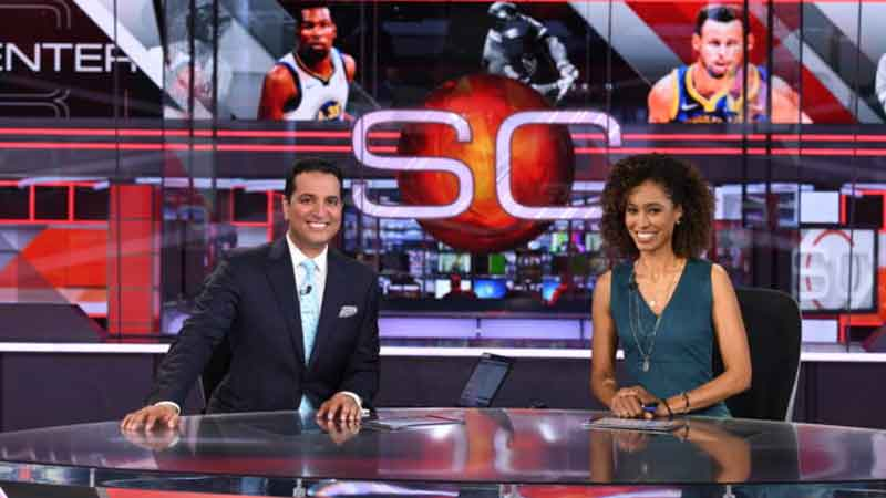 Consecutive Audience Growth for 6pm SportsCenter