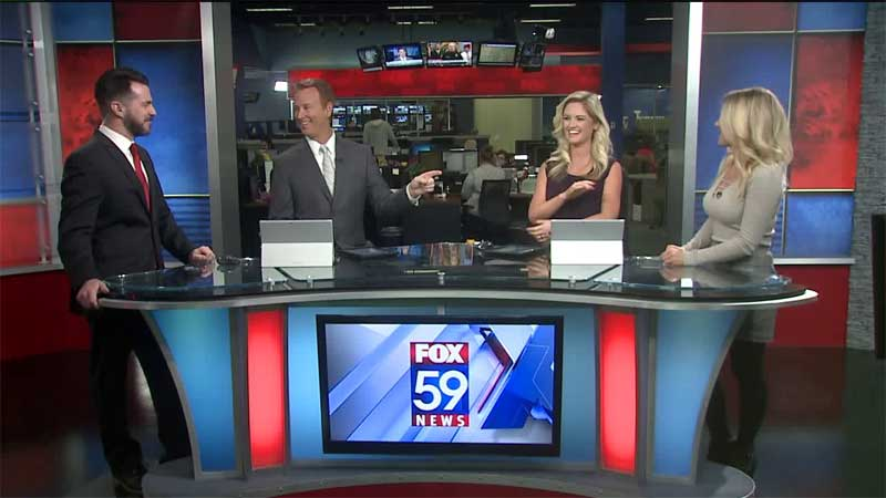 FOX59, FOX59 Leads the Way in Central Indiana, News on News, News on News