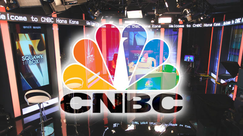CNBC Remains Top Business News Brand in Asia