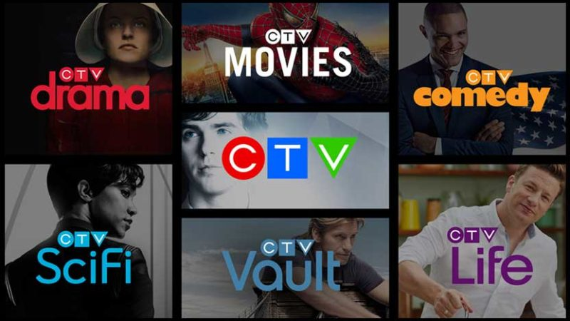 Bell Media Rebrands Channel Portfolio to CTV