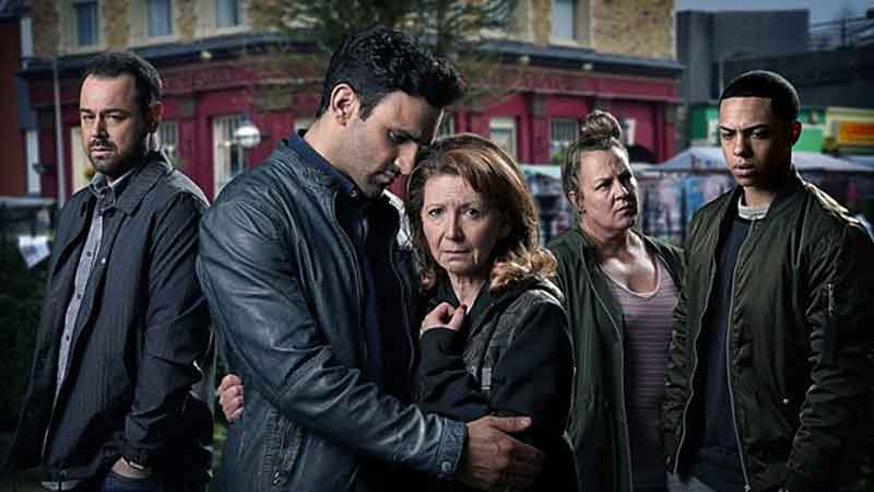 EastEnders, Eastenders to Mix Real Life with Fiction, News on News, News on News