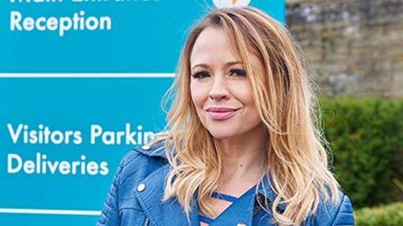 Kimberley Walsh, Q&A: Kimberley Walsh on Channel 4's Ackley Bridge, News on News, News on News