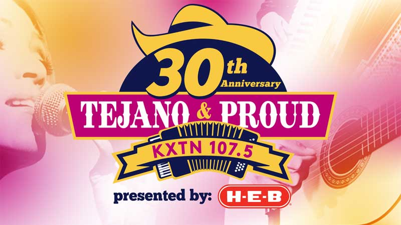 KXTN, KXTN 107.5 San Antonio Celebrates 30 Years On Air