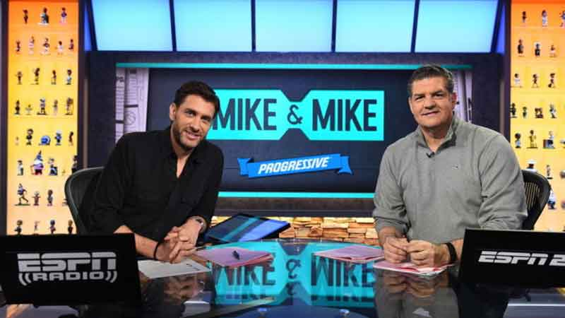 Mike & Mike, Radio Hall of Fame for Mike & Mike, News on News