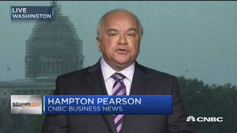 Hampton Pearson Announces Retirement from CNBC