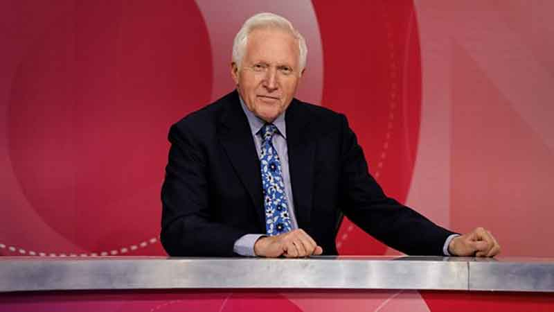 David Dimbleby, David Dimbleby to Step Down as Question Time Host, News on News, News on News