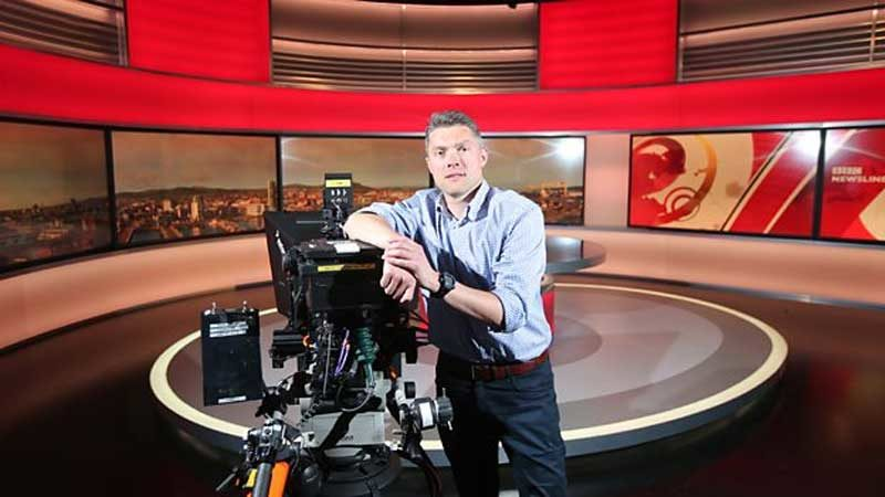 Adam Smyth Appointed Head of BBC News Northern Ireland