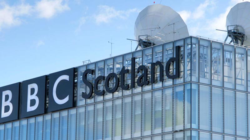 BBC Scotland, BBC Scotland Announces News Anchors, News on News, News on News
