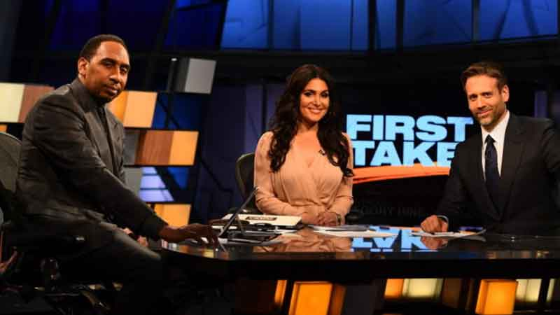 ESPN's First Take to Move to New York Studios