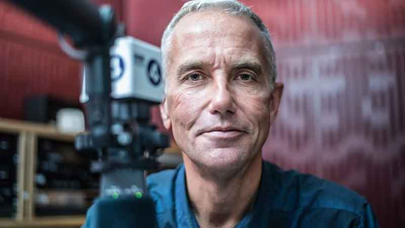 Eddie Mair, Eddie Mair to Leave BBC After more than 30 Years, News on News