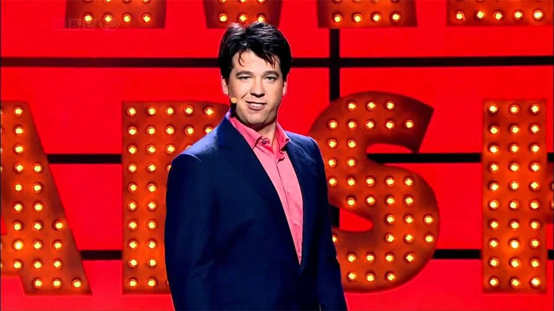 Michael McIntyre's Big Show Gets New Series
