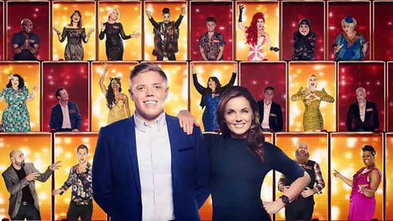 All Together Now, BBC One Commissions All Together Now Celebrity Special