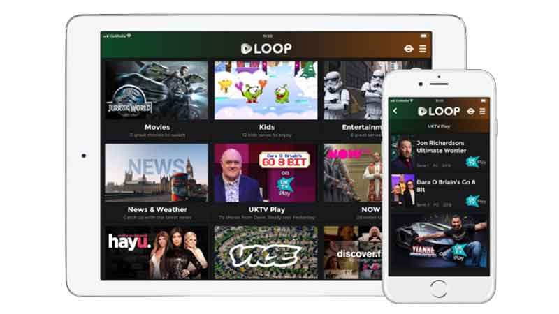 GoMedia, GoMedia Adds UKTV Shows to Railway Entertainment System, News on News, News on News