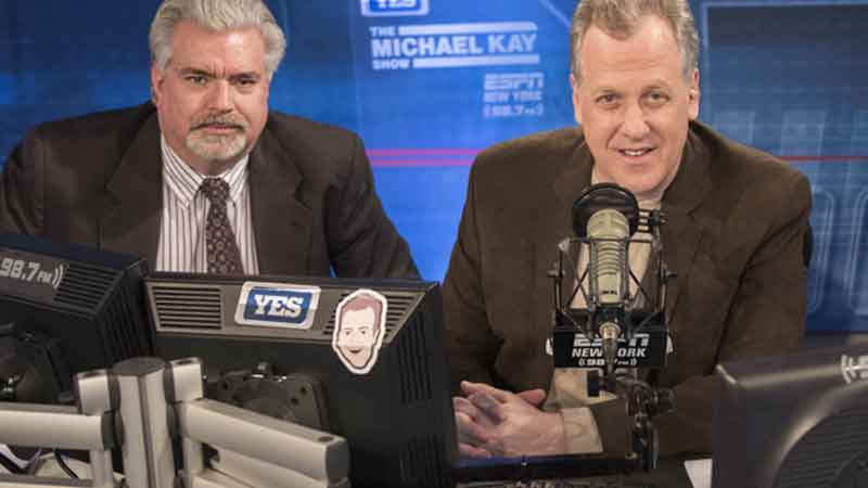 Michael Kay, ESPN New York Extend Michael Kay Contract and Show