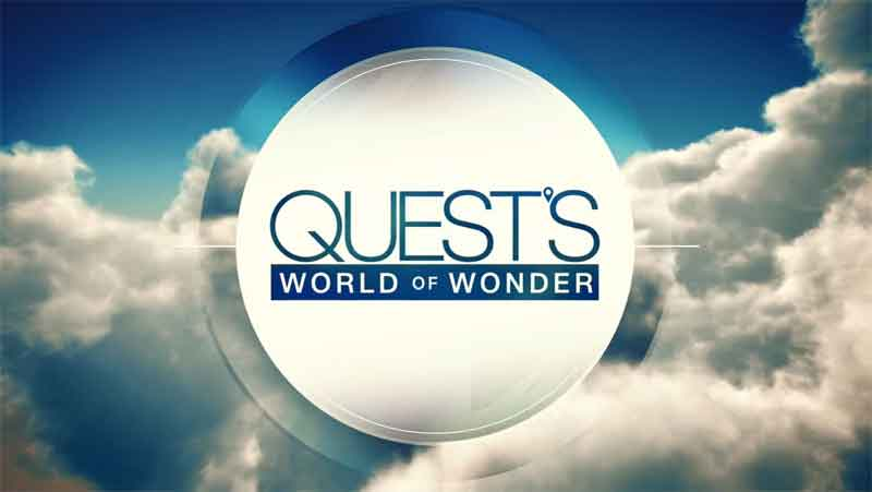 Richard Quest, Richard Quest New Series Debuts on CNNI, News on News, News on News