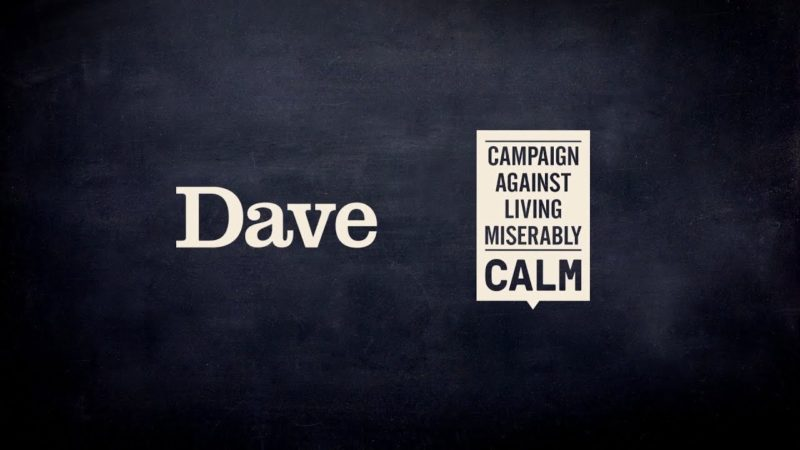 UKTV's Dave to Launch Campaign against Suicide