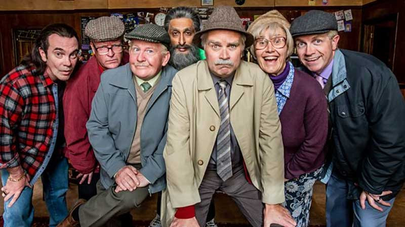 Still Game to Premiere on New BBC Scotland Channel