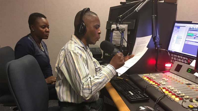 Voice of America, Voice of America Launches Lingala Broadcasts in Africa, News on News, News on News