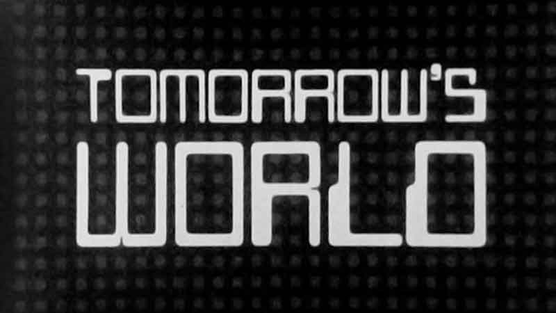 Tomorrow's World, Tomorrow's World to Return for One-off Special, News on News, News on News
