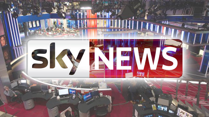 Sky News Determined to Interview Tory Leadership Contenders