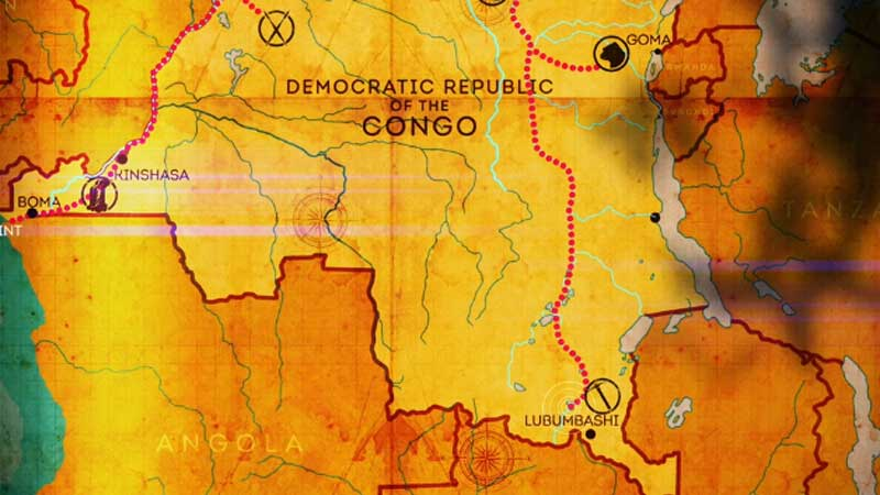 BBC Goes Virtual Reality in the Congo