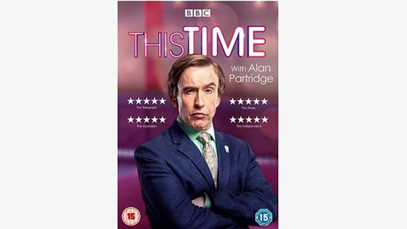 This Time with Alan Partridge, This Time with Alan Partridge to be Released on DVD, News on News, News on News