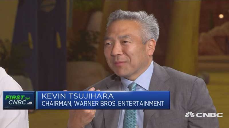 Warner Bros Chairman & CEO Kevin Tsujihara Stands Down