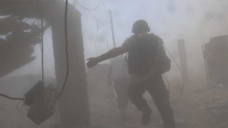 Sky News Journalists Targeted in Syria