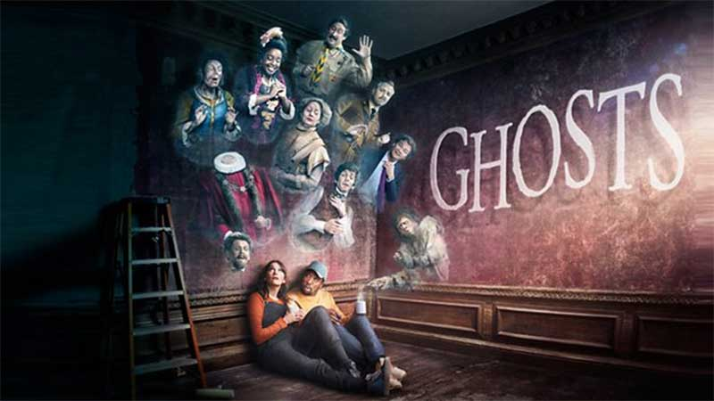 BBC One Confirms 'Ghosts' Second Series