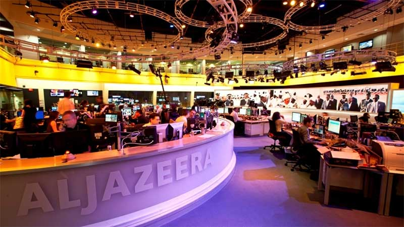 Al Jazeera Suspends Two over Holocaust Video