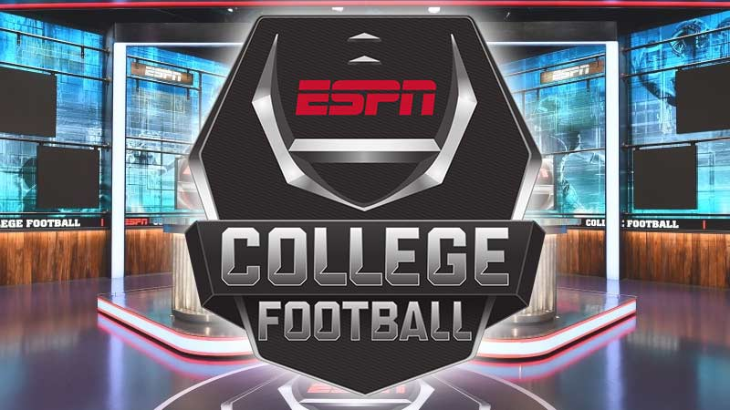 ESPN Adds More Games to Early College Football Season Slate