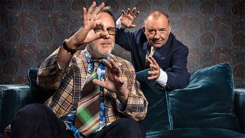 Second Series for Vic & Bob's Big Night Out
