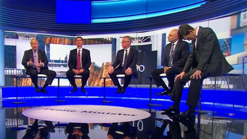 BBC Widely Criticised for Abysmal Tory Leadership Debate