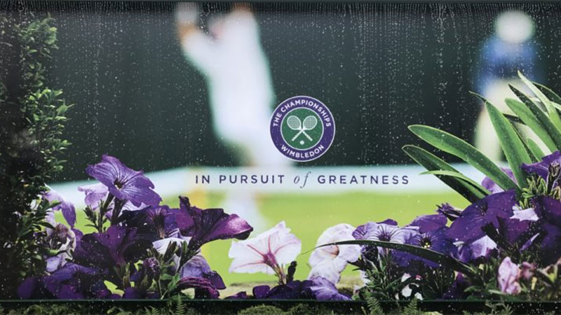 ESPN to Stream All 14 Courts at Wimbledon Day One