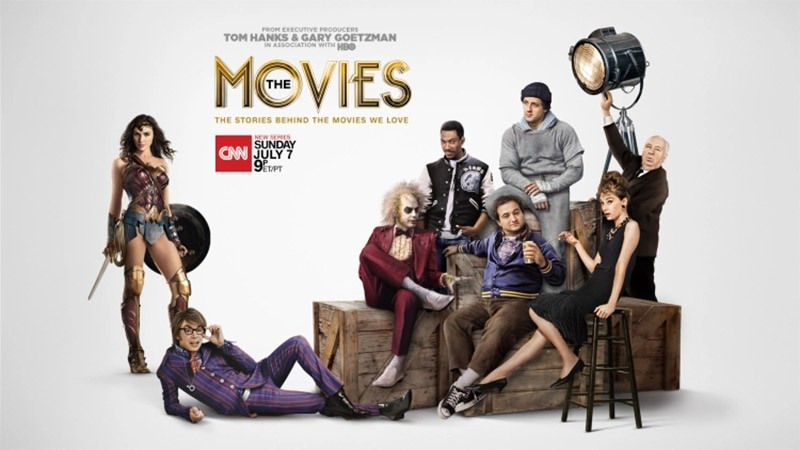 CNN Heads to 'The Movies'